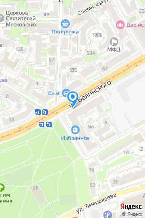 Дом 11/66 по ул. Белинского, ЖК Хороши хоромы на Яндекс.Картах