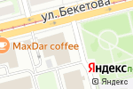 Схема проезда до компании Tuning4auto.ru в Нижнем Новгороде