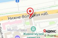 Схема проезда до компании Нижегородское Предприятие Аваллон - Студио Лимитед в Нижнем Новгороде