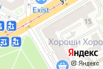 Схема проезда до компании Лоймина в Нижнем Новгороде