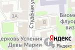 Схема проезда до компании ЦНТИ в Нижнем Новгороде