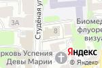 Схема проезда до компании Цифровая печать в Нижнем Новгороде