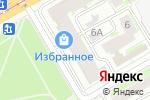 Схема проезда до компании Бренд №1 в Нижнем Новгороде