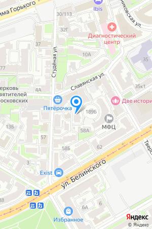 Дом 23 по ул. Славянская, ЖК Славянский квартал на Яндекс.Картах