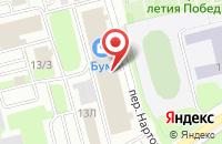 Схема проезда до компании Спутник стиль в Нижнем Новгороде
