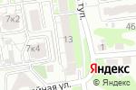 Схема проезда до компании Вермелджион и Партнеры в Нижнем Новгороде