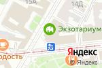 Схема проезда до компании KASSIR.RU в Нижнем Новгороде