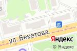 Схема проезда до компании Дом кухни в Нижнем Новгороде