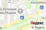 Схема проезда до компании Радуга в Нижнем Новгороде