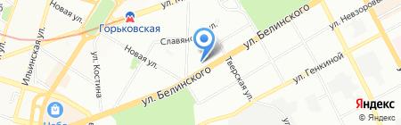 Taro на карте Нижнего Новгорода