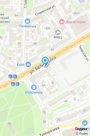 Дом 15 по ул. Белинского, ЖК Хороши хоромы на Яндекс.Картах