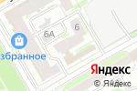 Схема проезда до компании Адвокат Сидоров Ф.Е. в Нижнем Новгороде