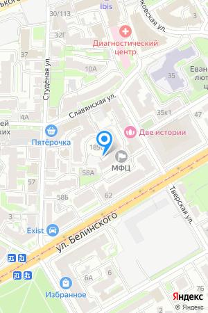 Дом 189 по ул. Тверская, ЖК Славянский квартал на Яндекс.Картах