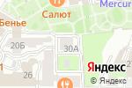 Схема проезда до компании Все строительство в Нижнем Новгороде