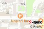 Схема проезда до компании ФКБ Петрокоммерц в Нижнем Новгороде