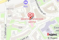 Нижегородский областной клинический диагностический центр в Нижнем Новгороде - улица Решетниковская, д. 2: запись на МРТ, стоимость услуг, отзывы