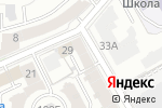 Схема проезда до компании Электрощит-Самара в Нижнем Новгороде