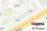 Схема проезда до компании Первые лица в Нижнем Новгороде