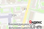 Схема проезда до компании Зерно в Нижнем Новгороде