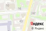 Схема проезда до компании Школа йоги Андрея Лобанова в Нижнем Новгороде
