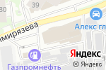 Схема проезда до компании Каркас-Монолит в Нижнем Новгороде
