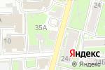 Схема проезда до компании Нужные товары в Нижнем Новгороде