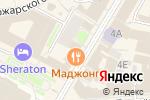 Схема проезда до компании Золотой в Нижнем Новгороде