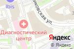Схема проезда до компании РОДЕ и ШВАРЦ РУС в Нижнем Новгороде