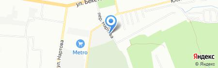 Enter.ru на карте Нижнего Новгорода