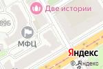Схема проезда до компании Цветы для Вас в Нижнем Новгороде