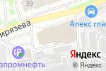 Схема проезда до компании Абсолют Сервис в Нижнем Новгороде