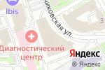 Схема проезда до компании СТН–Энергосети в Нижнем Новгороде