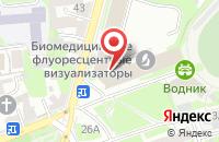 Схема проезда до компании Нижегородский Онлайн Проект в Нижнем Новгороде