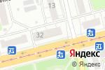 Схема проезда до компании Пенный дворик в Нижнем Новгороде