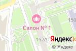 Схема проезда до компании Балчуг в Нижнем Новгороде