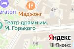 Схема проезда до компании Русские традиции в Нижнем Новгороде