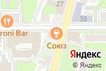 Схема проезда до компании Шоколадная Мечта в Нижнем Новгороде