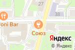 Схема проезда до компании 29/25 Corner Pub в Нижнем Новгороде