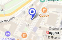 Схема проезда до компании ТУРИСТИЧЕСКАЯ КОМПАНИЯ ЭФЕС в Нижнем Новгороде