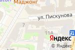 Схема проезда до компании Государственный Русский музей фотографии в Нижнем Новгороде