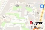 Схема проезда до компании JDS в Нижнем Новгороде