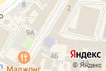 Схема проезда до компании Центральная сберкасса, КПК в Нижнем Новгороде
