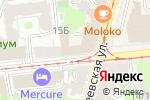 Схема проезда до компании Бар`Дель в Нижнем Новгороде