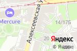 Схема проезда до компании Flower famiily в Нижнем Новгороде