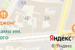 Схема проезда до компании Лаванда в Нижнем Новгороде
