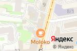 Схема проезда до компании Кофе-это фрукт в Нижнем Новгороде