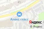 Схема проезда до компании CarlasArt в Нижнем Новгороде