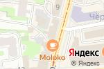 Схема проезда до компании ЛиЛи в Нижнем Новгороде