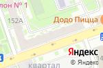 Схема проезда до компании Eva Graffova в Нижнем Новгороде