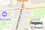 Схема проезда до компании Трубочист-НН в Нижнем Новгороде